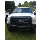 2011 Ford 250 4wd