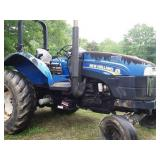 New Holland T5 6.110 tractor