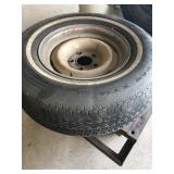 "15"" Tire / Rim  GM"