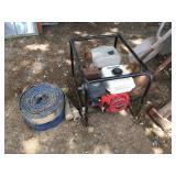 Honda Water / Trash Pump (Good)