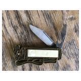 Knife Made in Mt Ida, AR