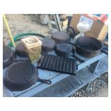 Vintage Iron Cookware