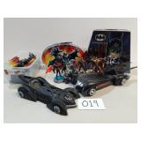 25+ Batman & Other Action Figures w/ Extras