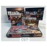5 Risk Board Games