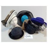 5 Ladies Fashion Hats