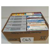22 DVD Series (see description)