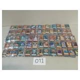360 Yu-Gi-Oh Cards