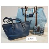 2 Coach Handbags & Wallet