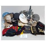 18 Novelty Hats & Scarves