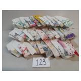 29 Dainty Ladies Pretty Handkerchiefs