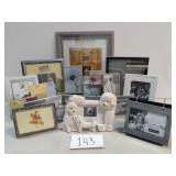 A Nice Variety of 13 Picuter Frames