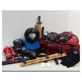 Mixed Martial Arts&Fillipinio Stick Fighting Gear
