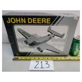 John Deere Airplane Bank
