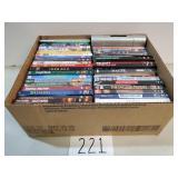 41 + Season 1 Star Trek Enterprise DVD Lot