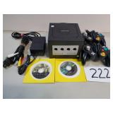 Nintendo GameCube System + 2 Games