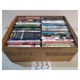39 DVDs