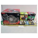 PC Gaming Controlers & Games