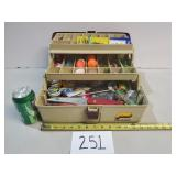Full Fishing Tackle Box