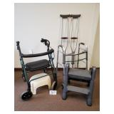 Lot of Assistive Devices