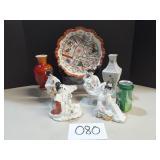 Geisha Porcelain Figurines & Decor