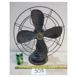 Vintage Robbins & Myers #1604 Electric Fan