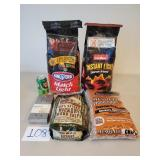 BBQ Wood Chips & Charcoal Briquets (No Shipping)