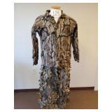 Forest Phantom Jacket & Camo Net Pants Size XL