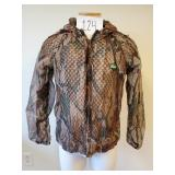 Forest Phantom Bug Tamer Net Camo Jacket -Large