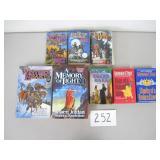8 Books - Fantasy - Wheel of Time & Raymond Feist