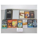 12 Books - Sci-Fi