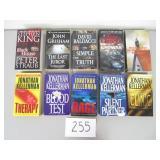 10 Books - Fiction - Male Protagonist