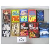 10 Books - Fiction - Female Protagonist