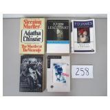 5 Books - Mystery