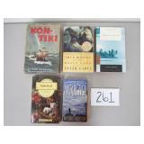 5 Books - Adventure
