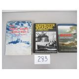 3 Books - World War 2