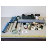Assorted Fishing & Clamming Gear (No Shipping)