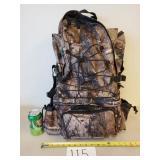 Allen Camo Hunting Breakaway Backpack
