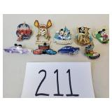 9 Disney Trading Pins