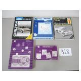 5 Vehicle / Shop Manuals