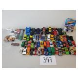 71 Various Cars (Majority Hot Wheels)