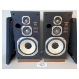 Vintage Fisher DS-816 Floor Speakers (No Shipping)