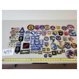 Military and Civil Air Patrol Patches and Pins