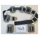 Lead Diving Weights and Belt - 24lbs.
