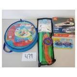 Assorted Beach and Pool Toys