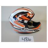 Bilt Dirt Bike Helmet - Size Large