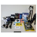 Assorted Electronics and Accessories (See Desc.)