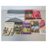 8 Books - Tales, Poems, Stories, Etc.