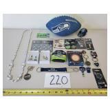 Seattle Seahawks Sports Memorabilia