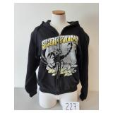 Scorpions Get Your Sting & Blackout 2010 Hoodie