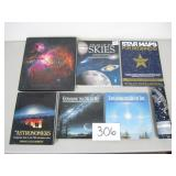 """6 Astronomy / Space Books and """"Cosmic"""""""